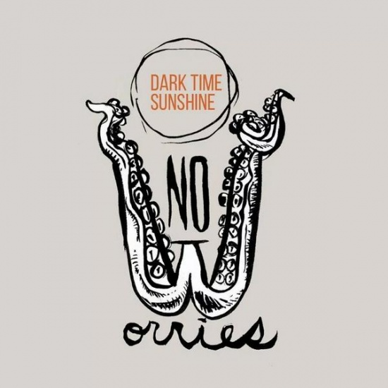 "New Dark Time Sunshine single ""No Worries"""